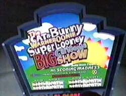 The Big Cartoonie Show 1999