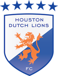 Houston Dutch Lions FC logo