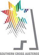 Southern Cross Austereo colour logo on white lo
