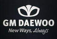 GM Daewoo logo