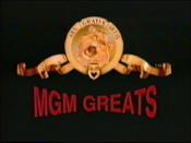 MGM UA Home Video 1993 MGM Greats