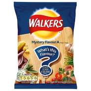 Walkers Mystery Flavour A