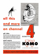 KOMO-TV 1953 (pre-sign-on)