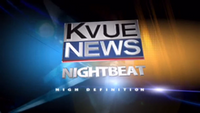 KVUE-TV's KVUE News Nightbeat Video Open From 2010