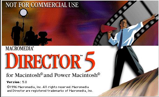 Macromedia Director 5