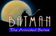 Batman TAS Fox Kids promo