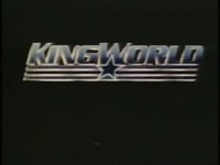 King World Productions (1984) BLACK VARIANT