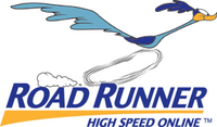Road Runner (ISP) Logo With Character Cropped