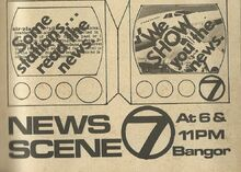 News Scene Ad TV Guide Maine Maarch 26-April 1, 1977 001