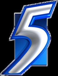 Channel 5 3D logo