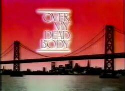 Oer My Dead Body Intertitle 2