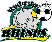 Rochester Raging Rhinos logo