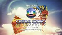 Salve Jorge seal short Globo 2008 logo 2012