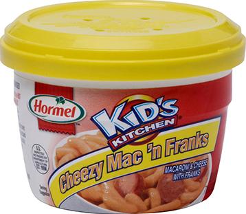 Hormel Kid S Kitchen Cheezy Mac N Cheese