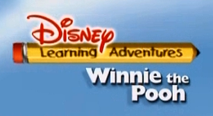 Disney Learning Adventures Winnie the Pooh