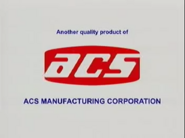2006 Star Wax Ad On Screen ACS Logo