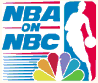 NBA on NBC logo