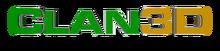 Clan3D logo