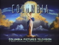 Columbia Pictures TV VHS