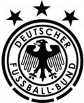 DFB logo (eagle, three black stars)