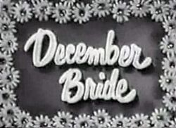 December Bride TV Series-997211335-large