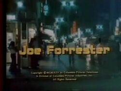 Joe foresster