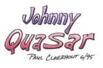 Johnny quasar logo 2