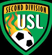 USL Second Division logo