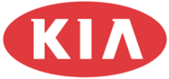 Kia logo without outline