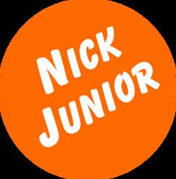 Nick Jr. prototype on-screen logo (1988)