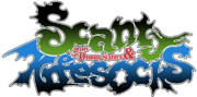 Scanty and Kneesocks logo