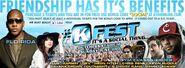 WSPK-FM's K104's K-Fest 2012 Promo For June 3, 2012