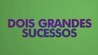 Vale a Pena Ver de Novo Dois Grandes Sucessos promos 2014