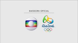 Globo rio2016 emissoraoficial oferecimento
