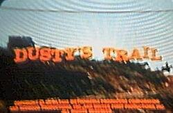 Dusty s Trail Logo