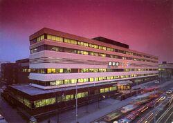 BBC North West Studios 1990s