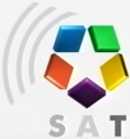 Logo Telemadrid Sat 1997