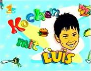 Nickelodeon Nick Jr. Cooking for Kids with Luis Kochen mit Luis