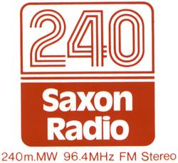 Saxon Radio 1982