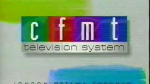 CFMT Station ID and Promos 1997