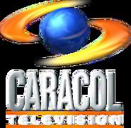 Caracol TV 2003 en blanco