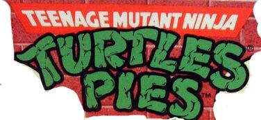 Teenage Mutant Ninja Turtles Pies logo