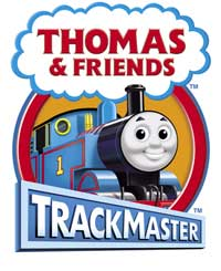 Thomas and Friends Trackmaster old logo