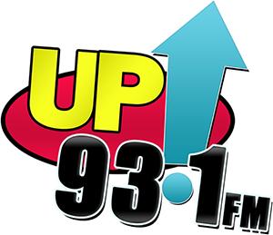Up! 93 1 Logo