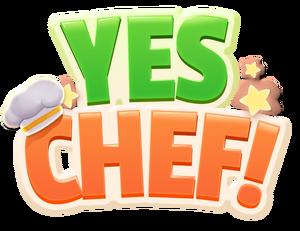 Yes Chef Logo