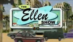 The Ellen Show intertitle