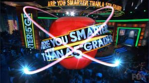Are You Smarter Than a 5th Grader 2015 logo