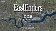 BBC Eastenders End Board 2015