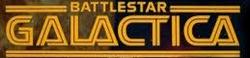 Battlestar galactica 1970s logo