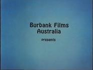 Burbank Films Australia 1988 Logo